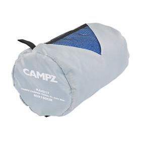 CAMPZ Terry handdoek XL blauw